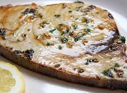 Storia della cucina siciliana e le ricette di zia giovanna: pesce spada